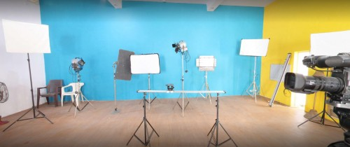 Empty Studio Floor Rc Vision Technics Film Studio