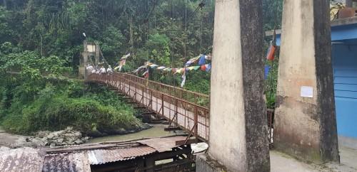 Bridge Raj Sitaula