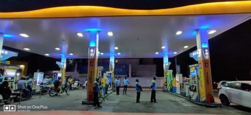 Petrol Pump Jamal Rao