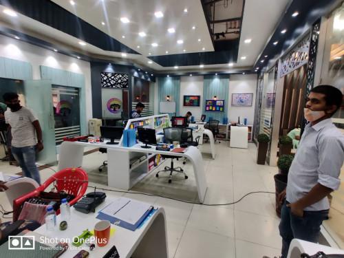 Office Vijay Gupta