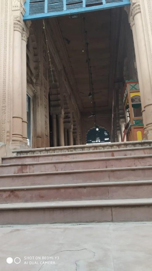 Temple Yogesh Sharma