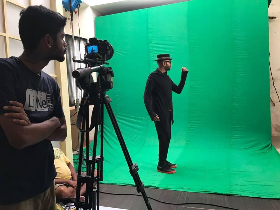 Empty Studio Floor Bilal Khan