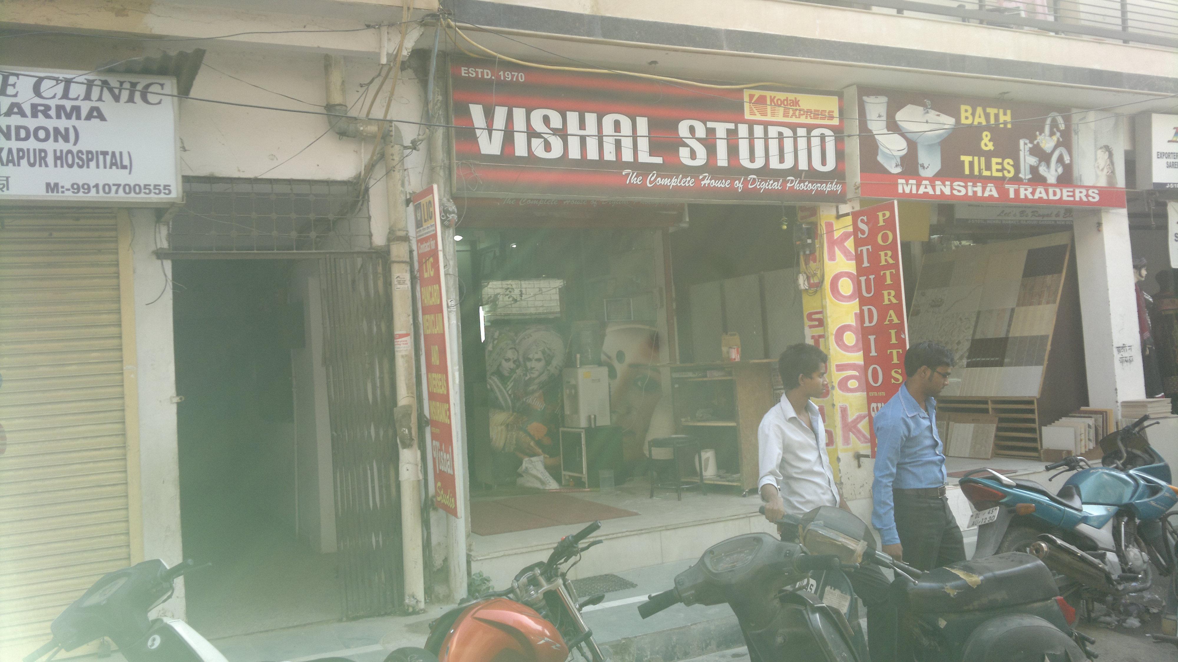 Photography Studio Samy Arora