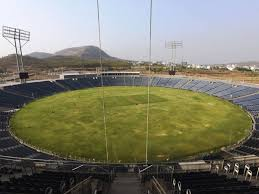 Cricket Ground Shashikant Swami
