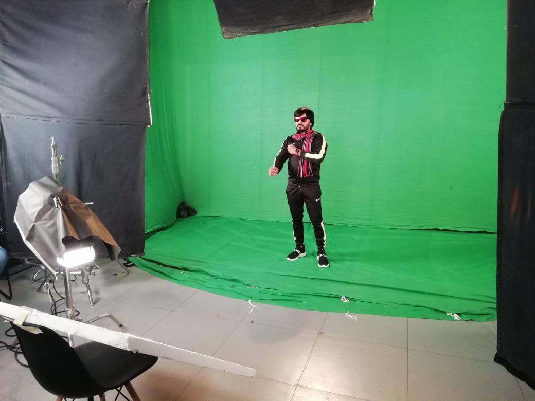 Empty Studio Floor Javed Khan