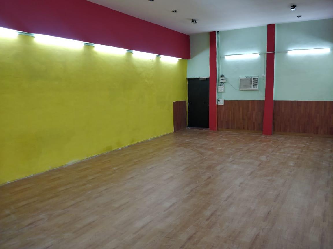 Empty Studio Floor Irfan Shaikh