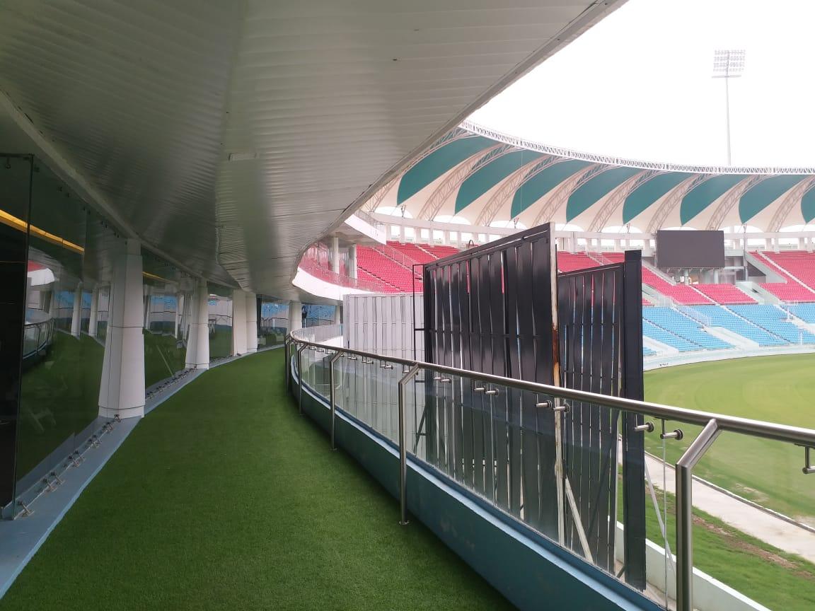 Cricket Ground Arun Singh