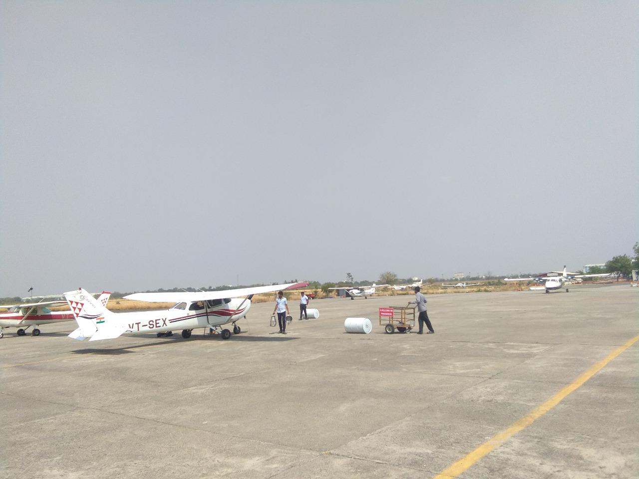 Airport Prafulla Khude