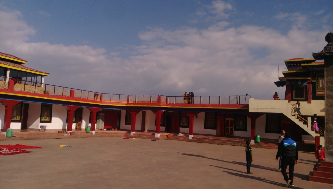 Monastery Raj Sitaula