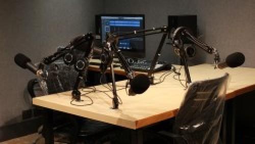 Sound Studios Keenan Thomas