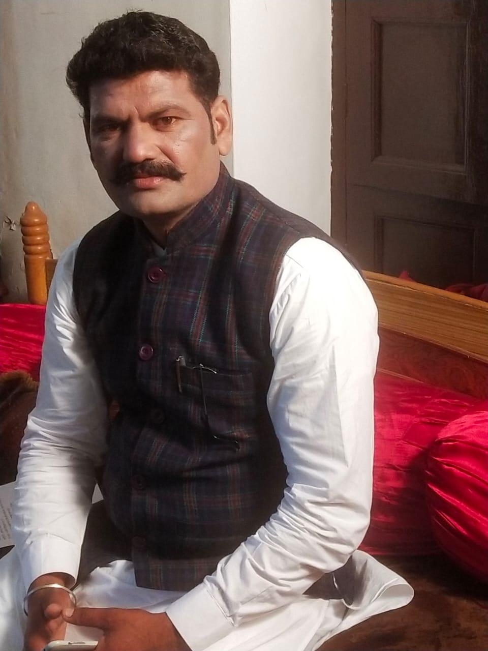 Action Director Gurbant Singh Randhawa