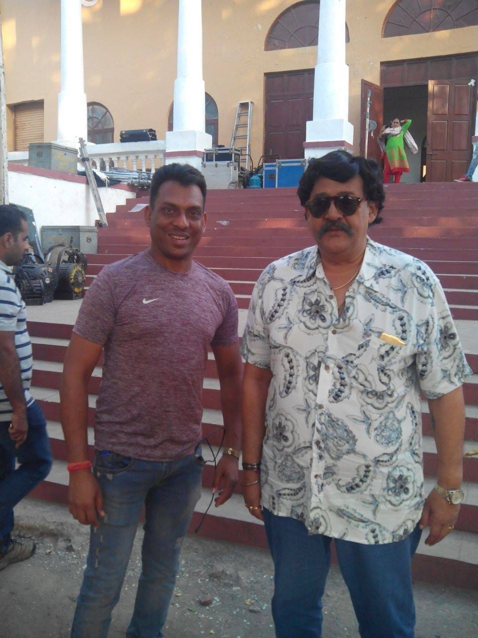Production Assistant Lokesh Gupta