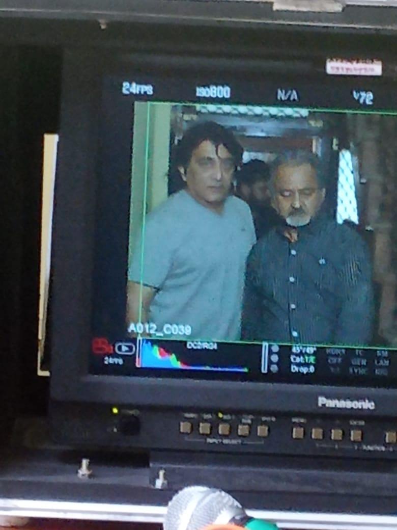 Action Director Raj Pathak