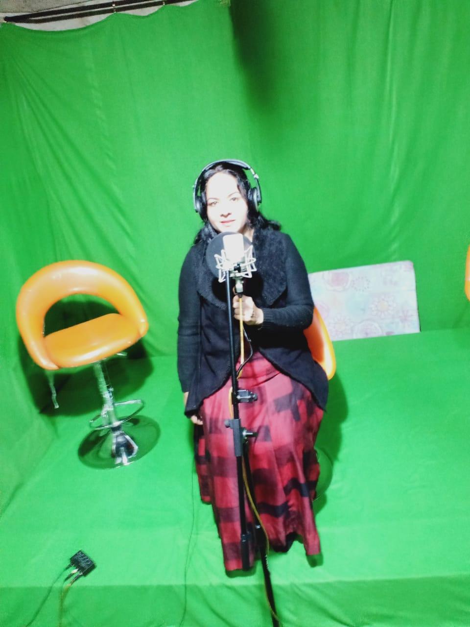 Dubbing Artists Sheetal Brar