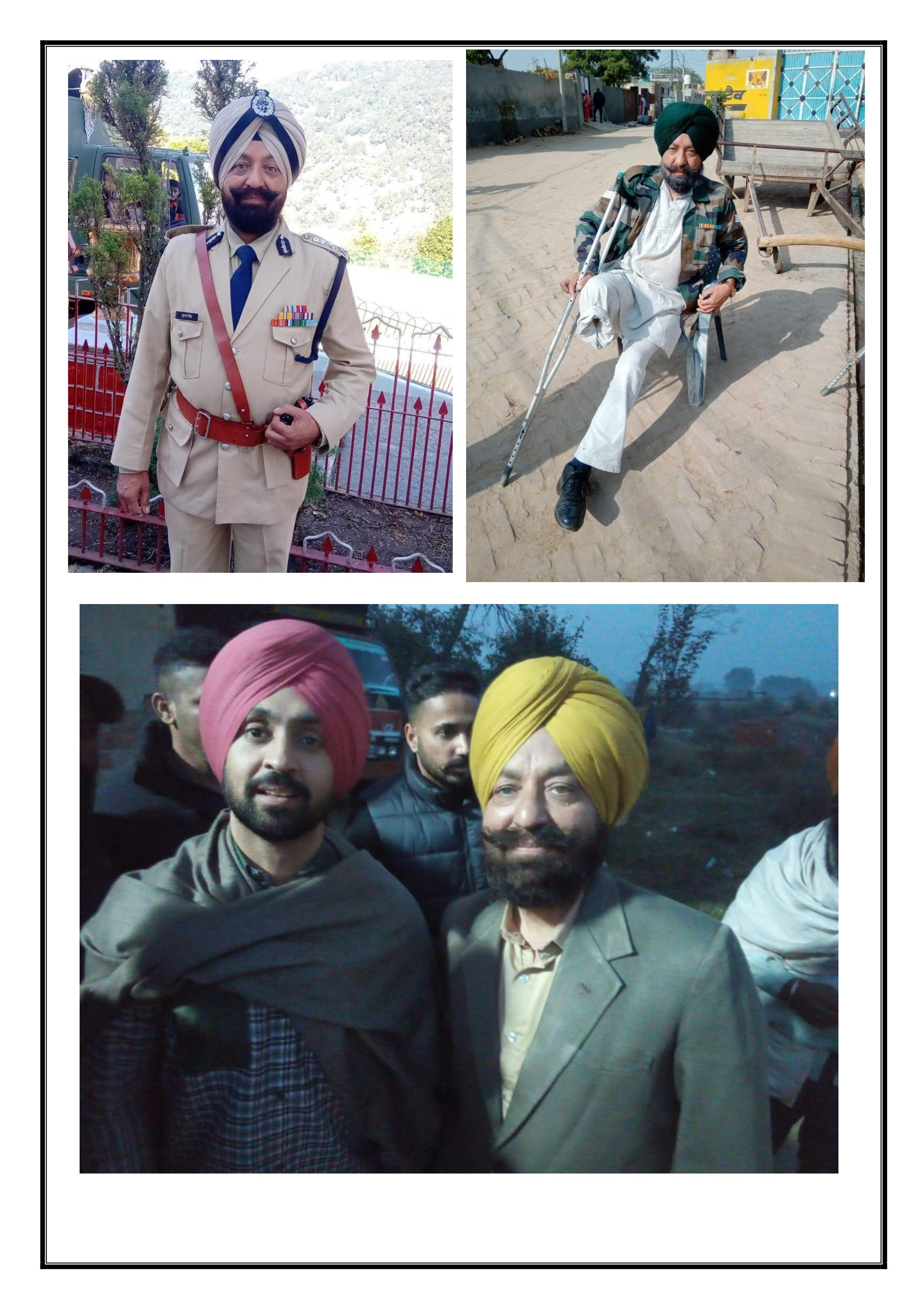 Action Director Swaran Singh